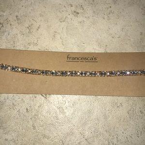 Gold/silver headband